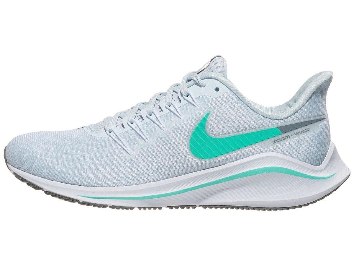 Zapatillas Mujer Nike Zoom Vomero 14 Gris/Verde