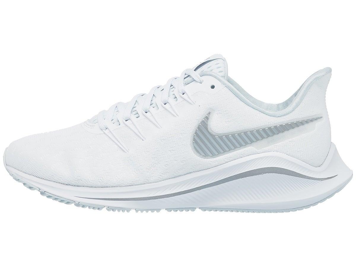 Zapatillas Mujer Nike Zoom Vomero 14 Blanco/Plata