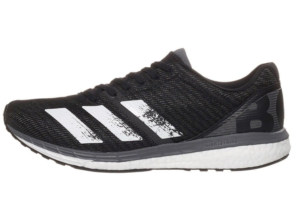 Zapatillas Hombre adidas adizero Boston 8 Negro/Blanco