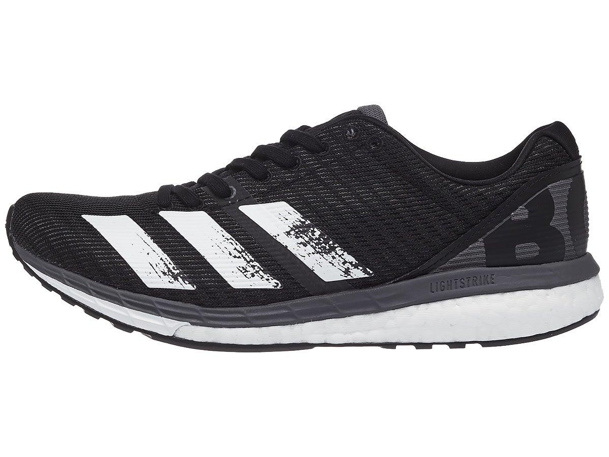 Zapatillas Mujer adidas adizero Boston 8 Negro/Blanco