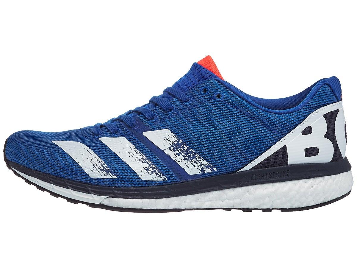 Zapatillas Hombre adidas adizero Boston 8 Azul marino/Azul