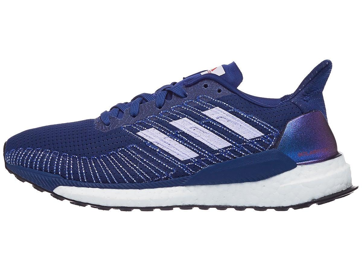 Zapatillas Hombre adidas Solar Boost Índigo/Azul