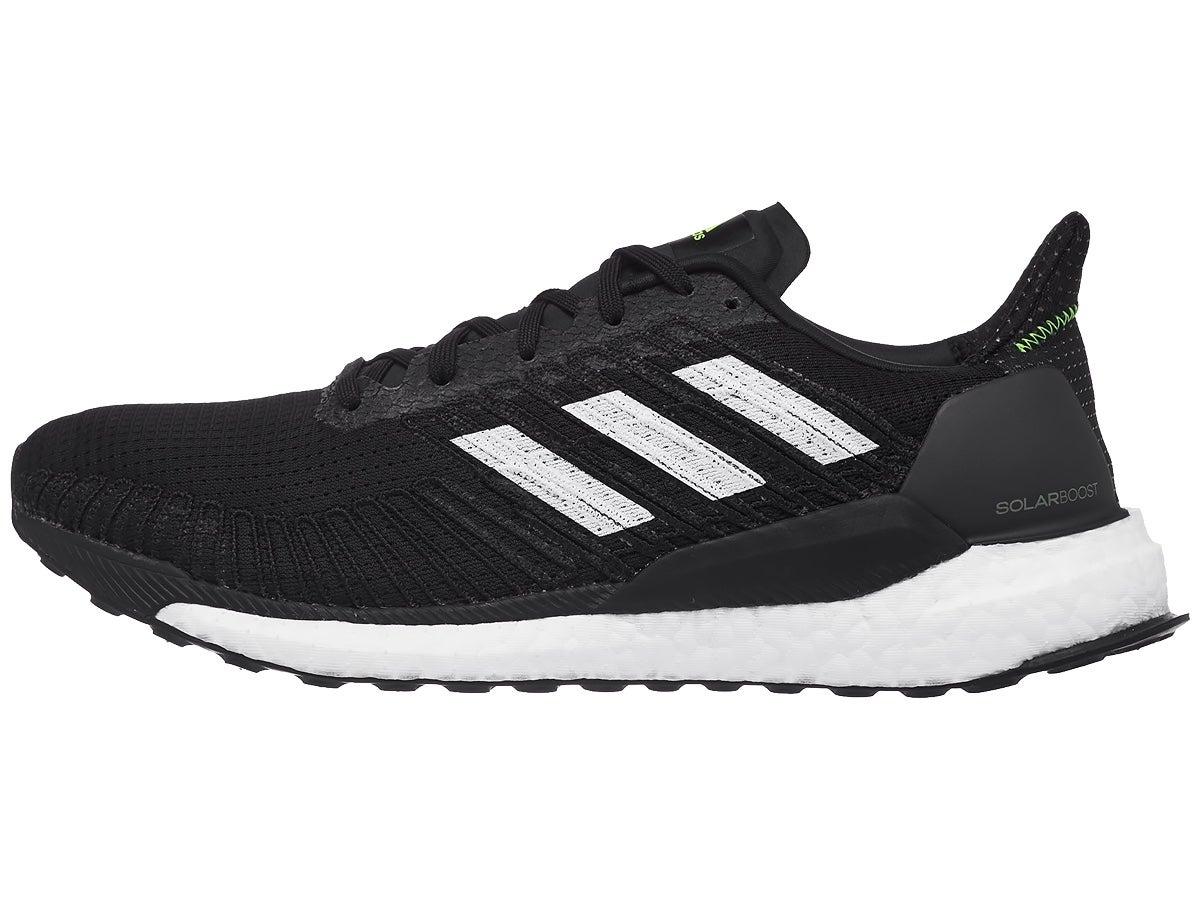 Zapatillas Hombre adidas Solar Boost Negro/Blanco