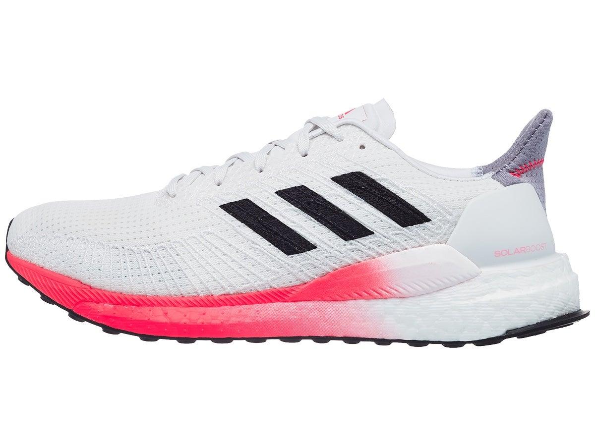 Zapatillas Hombre adidas Solar Boost Blanco/Rosa