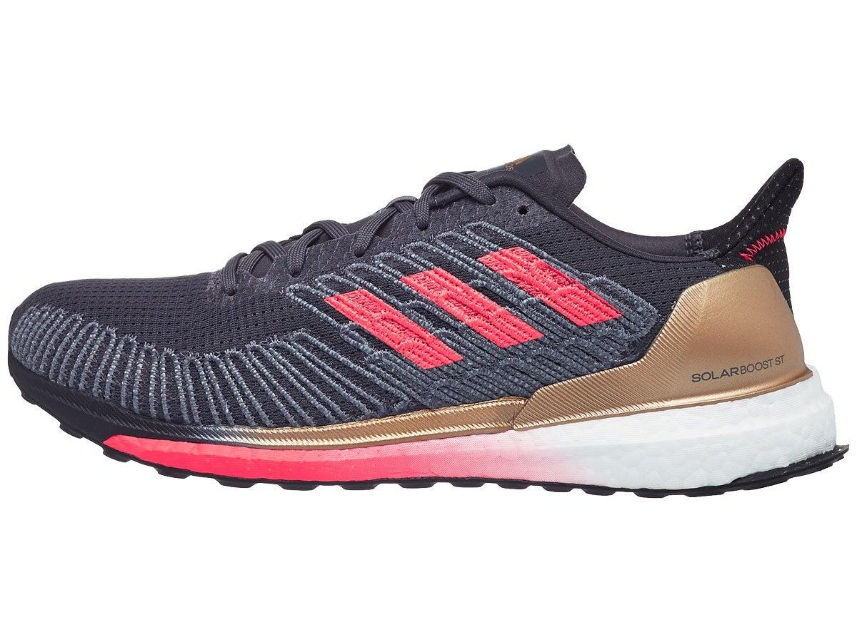 Zapatillas Hombre adidas Solar Boost ST Gris/Rosa