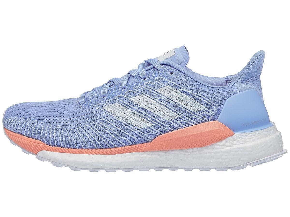 Zapatillas Mujer adidas Solar Boost Azul Brilliant/Coral