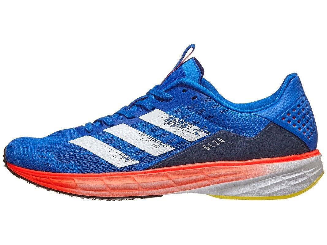Zapatillas Hombre adidas SL20 AeroReady Azul/Coral
