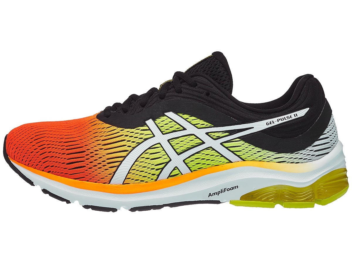 ASICS Gel Pulse 11 Men's Shoes Orange/Yellow/Black