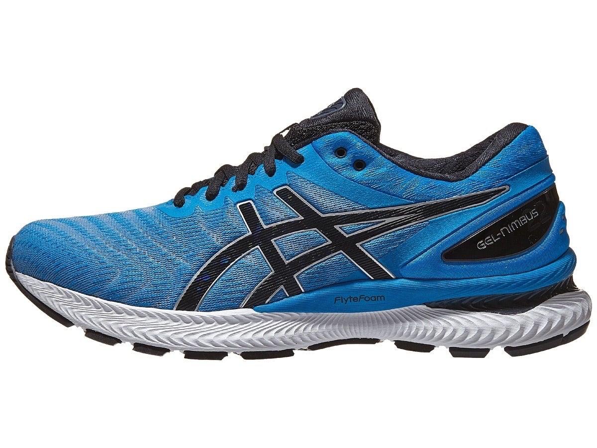 Zapatillas Hombre ASICS Gel Nimbus 22 Azul/Blanco