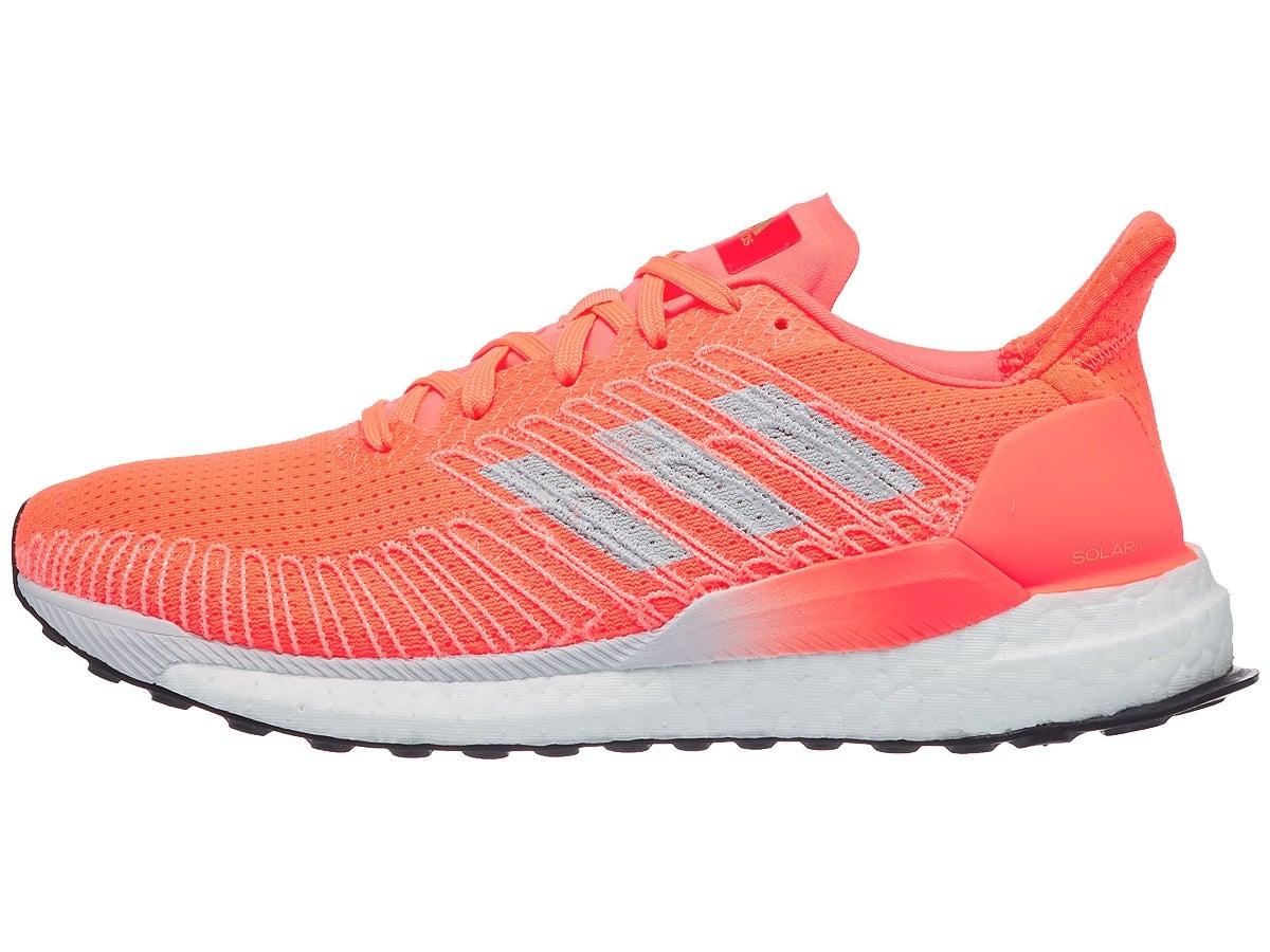 Zapatillas Mujer adidas Solar Boost Coral/Blanco