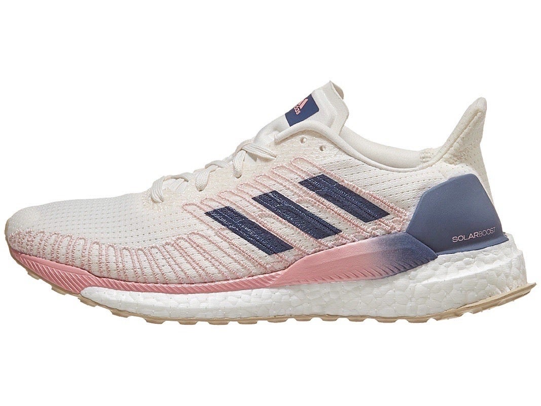 adidas Solar Boost Women's Shoes White/Pink/Blue