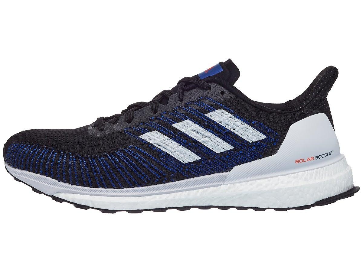 Zapatillas Hombre adidas Solar Boost ST Negro/Azul