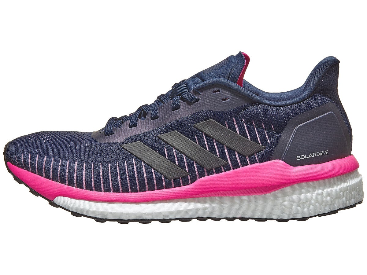 adidas Solar Drive Women's Shoes Navy/Pink