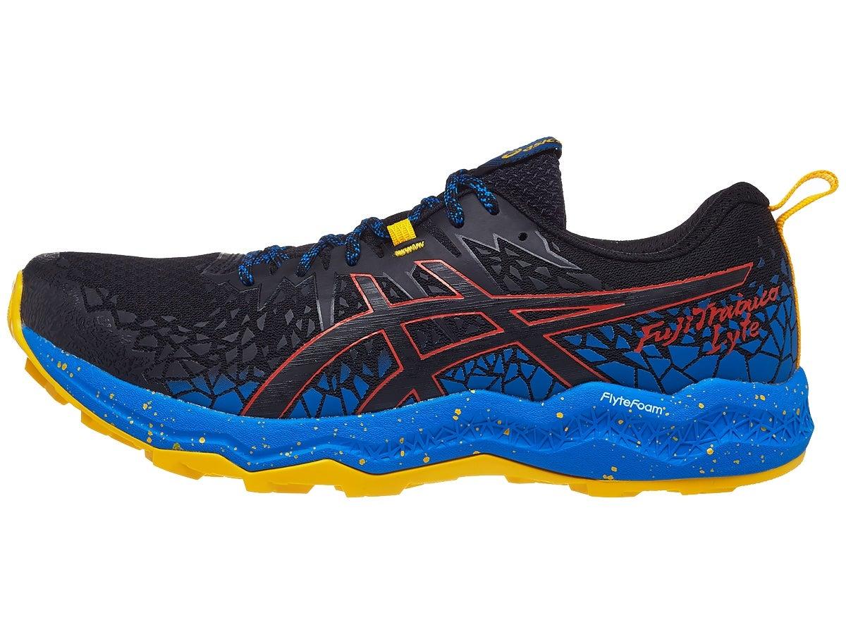 ASICS Gel FujiTrabuco Lyte Men's Shoes Blue/Black