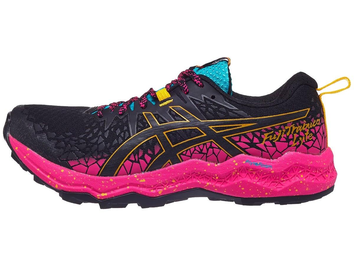 ASICS Gel FujiTrabuco Lyte Women's Shoes Black/Pink