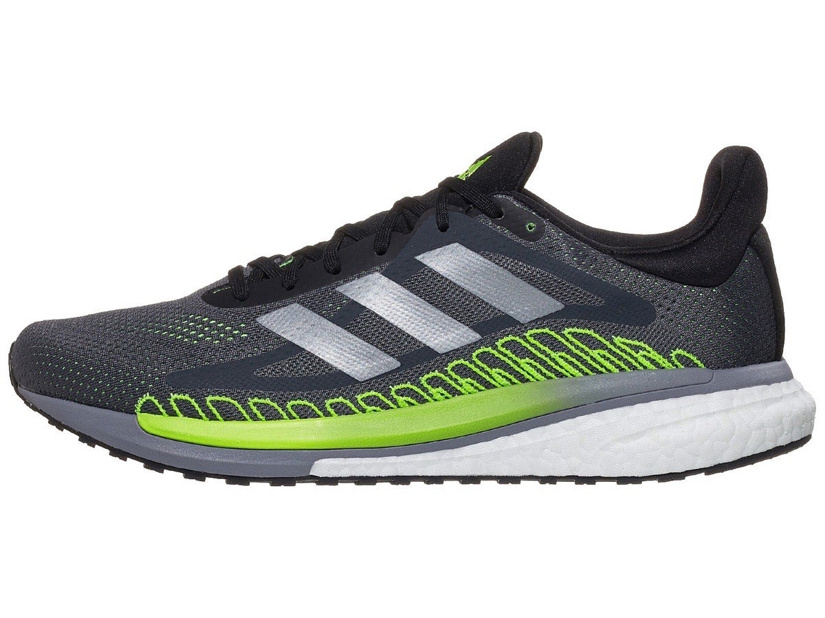 adidas Solar Glide 20 ST Men's Shoes Grey/Yellow