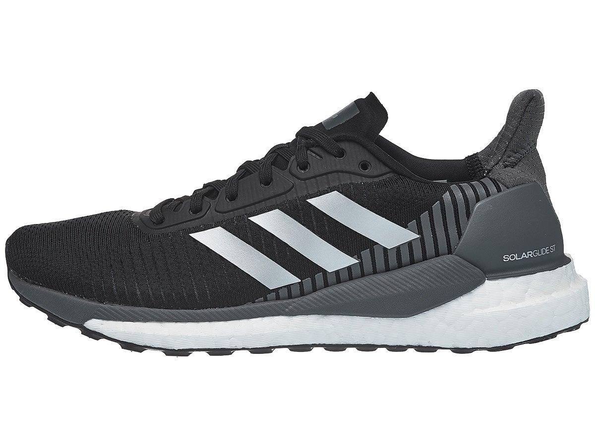 Zapatillas Mujer adidas Solar Glide ST Negro/Blanco