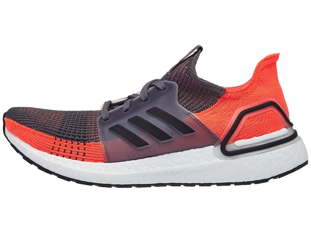 Zapatillas Hombre adidas Ultra Boost 19 Naranja/Gris