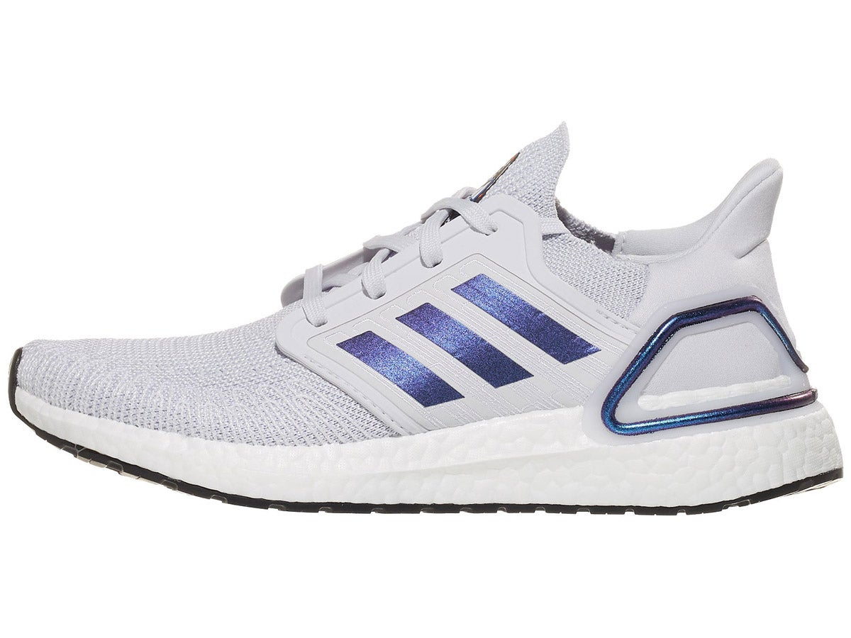 Zapatillas Hombre adidas Ultra Boost 20 Gris claro/Azul
