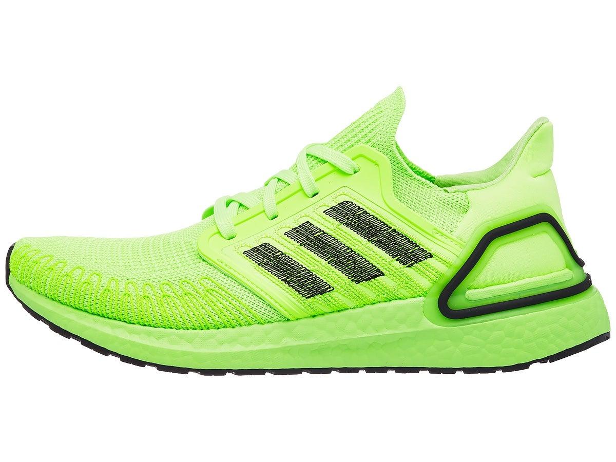Zapatillas Hombre adidas Ultra Boost 20 Amarillo/Negro