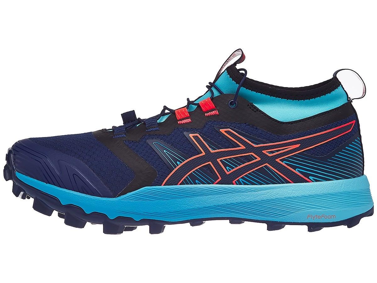 ASICS Gel FujiTrabuco Pro Women's Shoes Blue Expanse