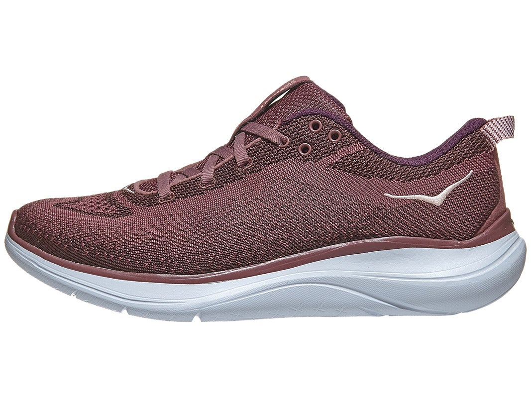 HOKA ONE ONE Hupana Flow Women's Shoes Rose Brown