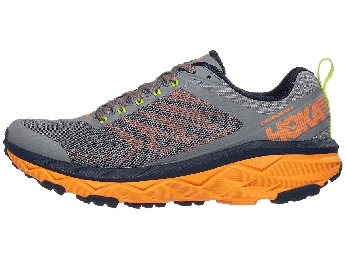 Zapatillas Hombre HOKA ONE ONE Challenger ATR 5 Gris Frost