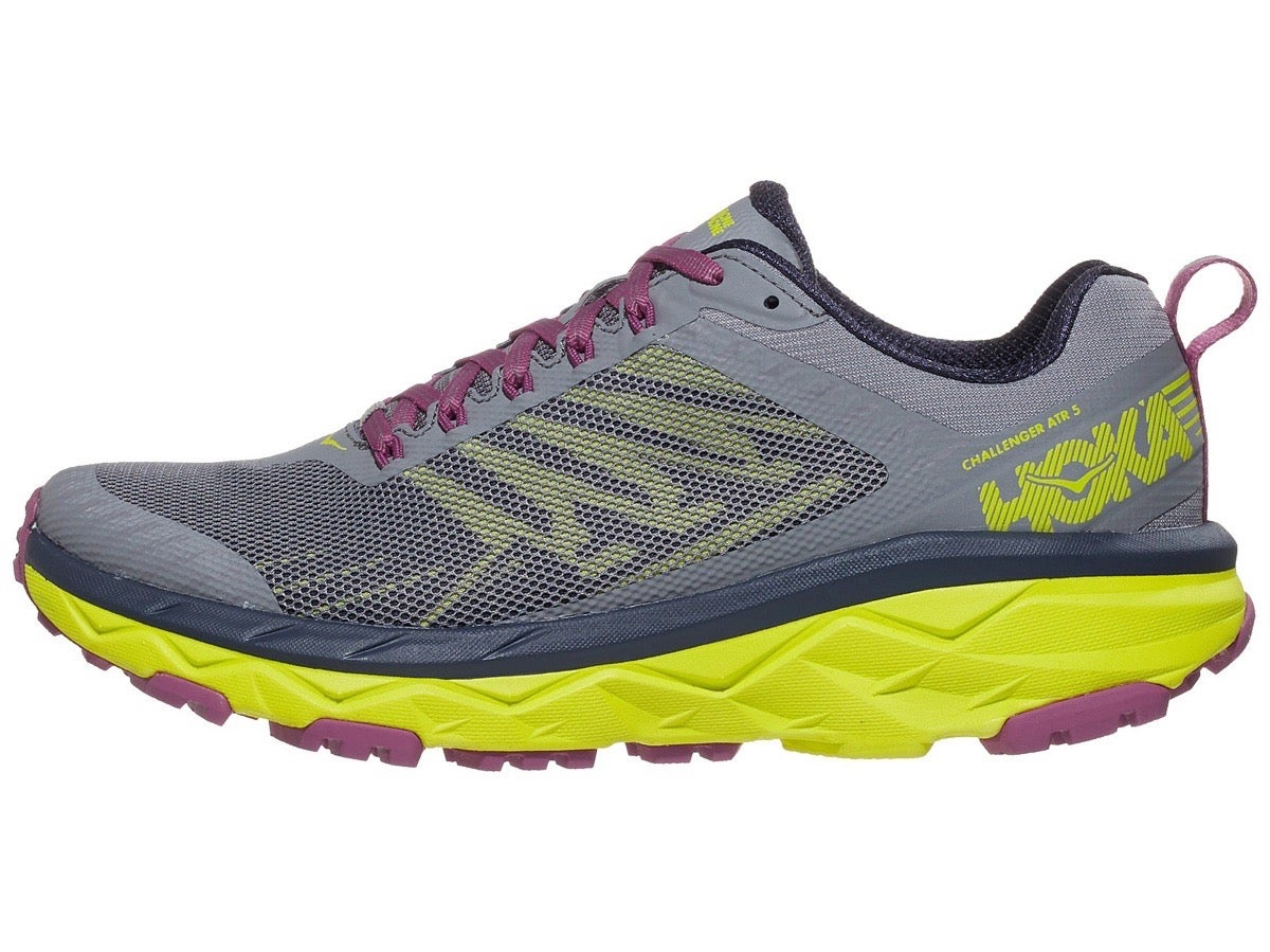 Zapatillas Mujer HOKA ONE ONE Challenger ATR 5 Gris Frost