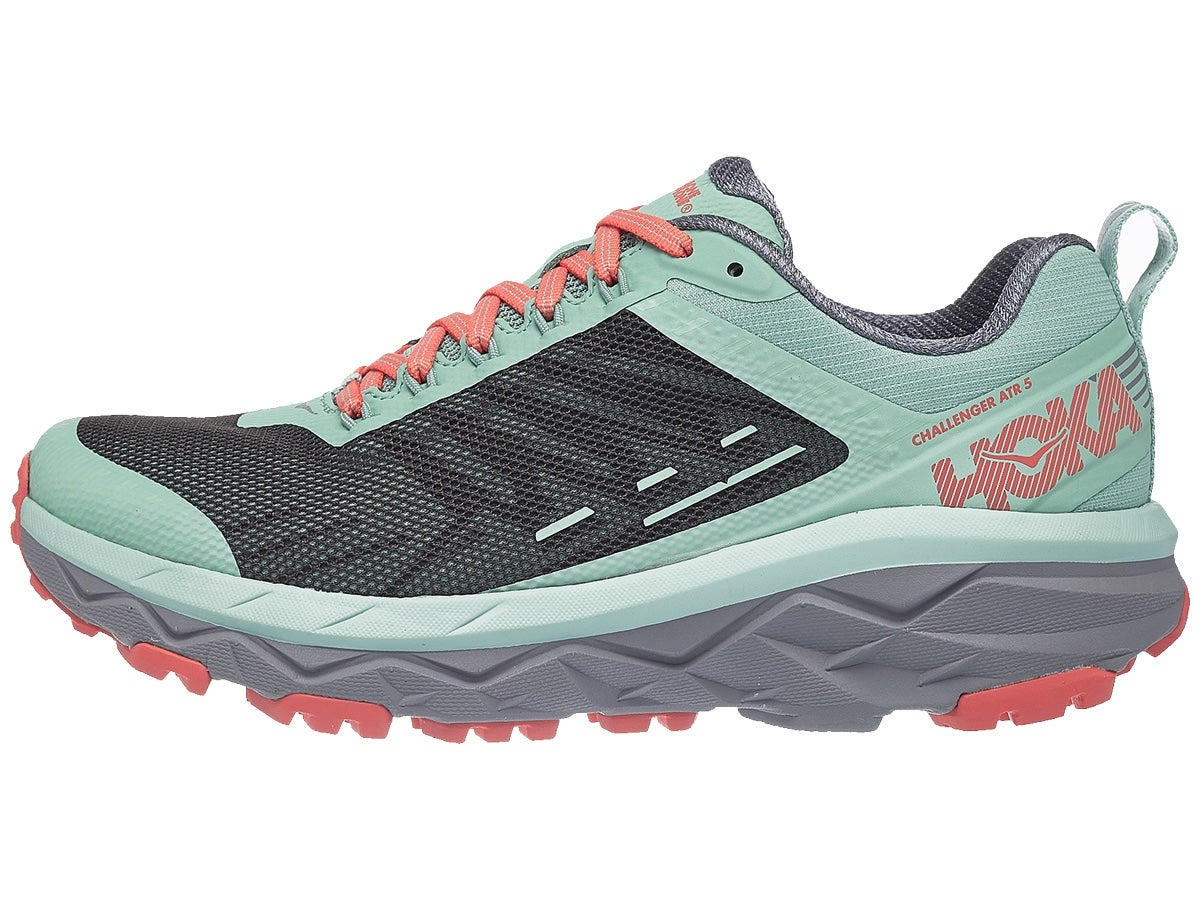 Zapatillas Mujer HOKA ONE ONE Challenger ATR 5 Gris Pavement
