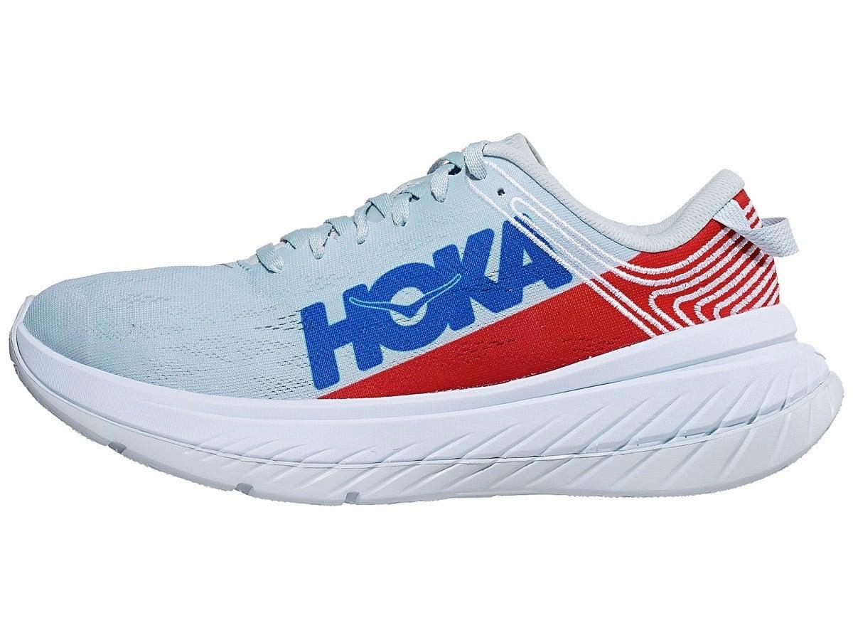 Zapatillas Hombre HOKA ONE ONE Carbon X Gris/Azul