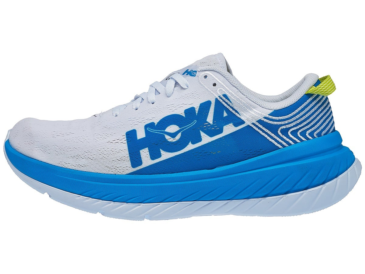 Zapatillas Hombre HOKA ONE ONE Carbon X Blanco/Azul