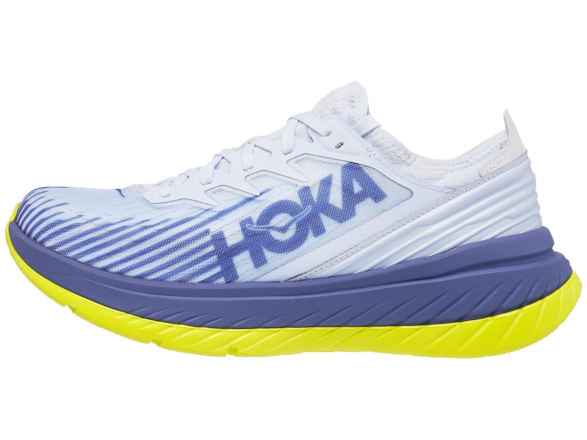 Zapatillas Unisex HOKA ONE ONE Carbon X-SPE Blanco/Azul Ice