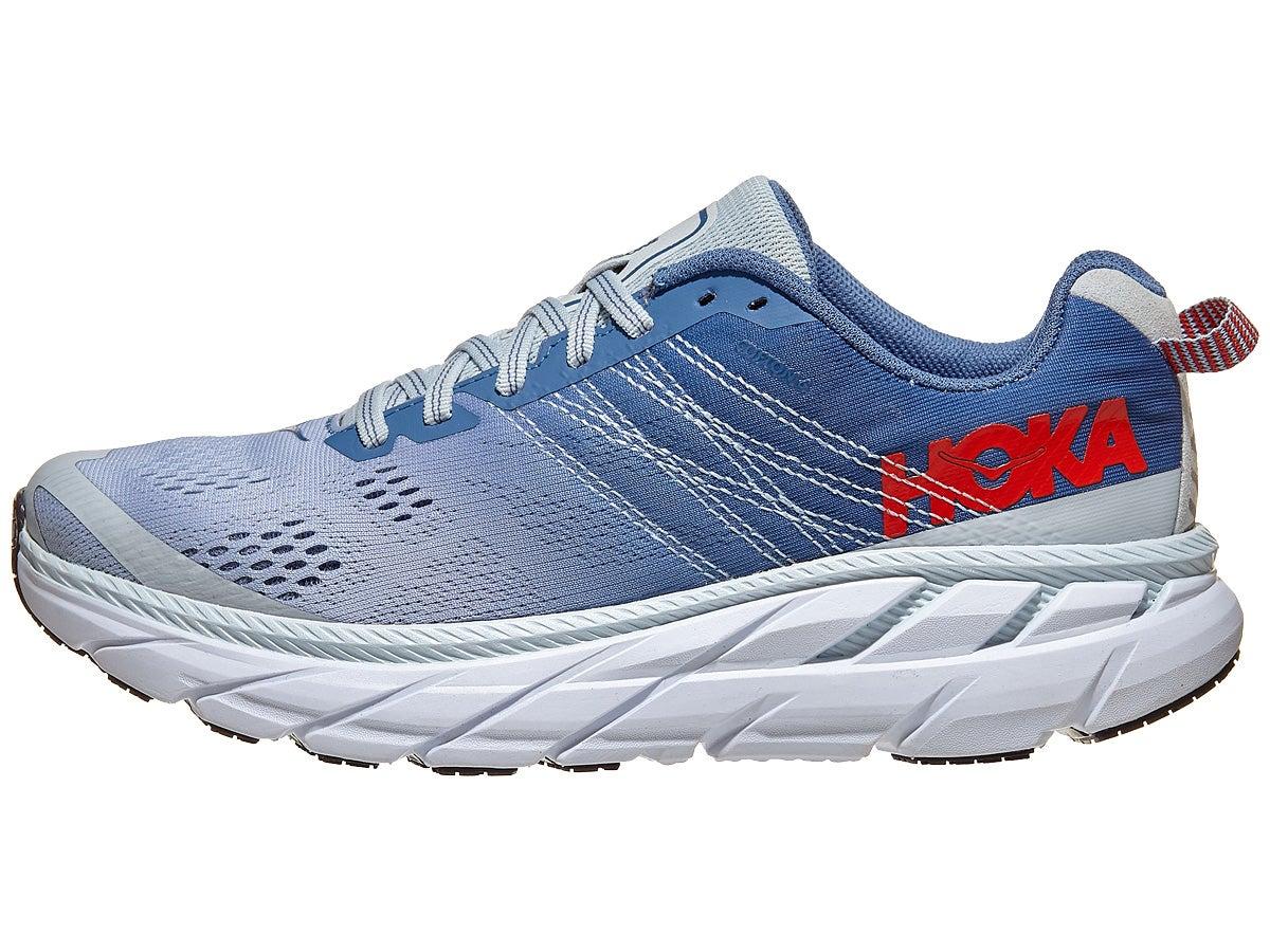 Zapatillas Mujer HOKA ONE ONE Clifton 6 Ancho Especial Plein Air/Azul