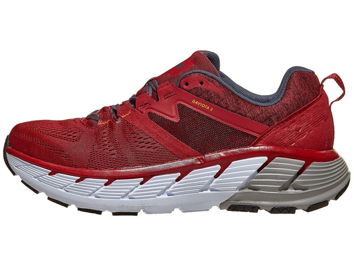 HOKA ONE ONE Gaviota 2 Men's Shoes Rio Red/Dark Slate