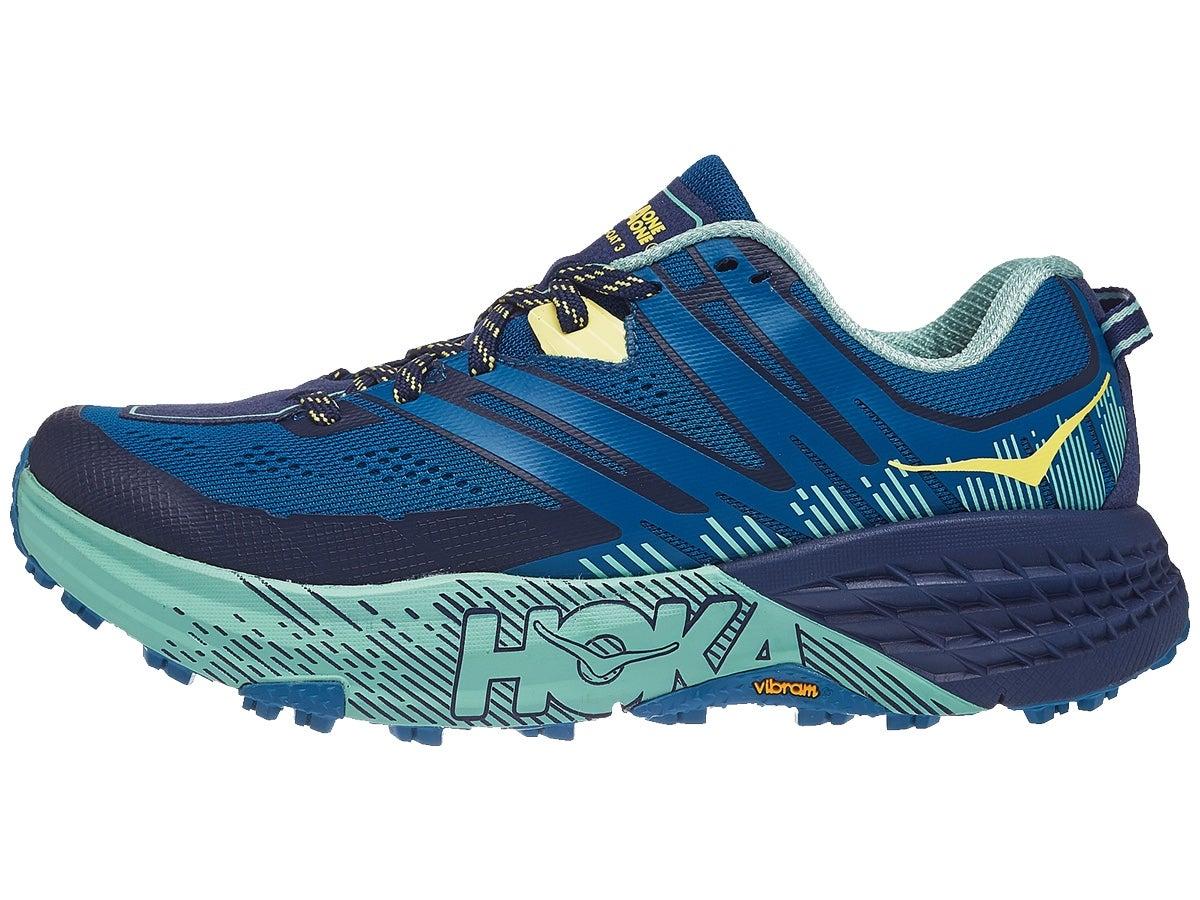Zapatillas Mujer HOKA ONE ONE Speedgoat 3 Turquesa Seaport/Azul