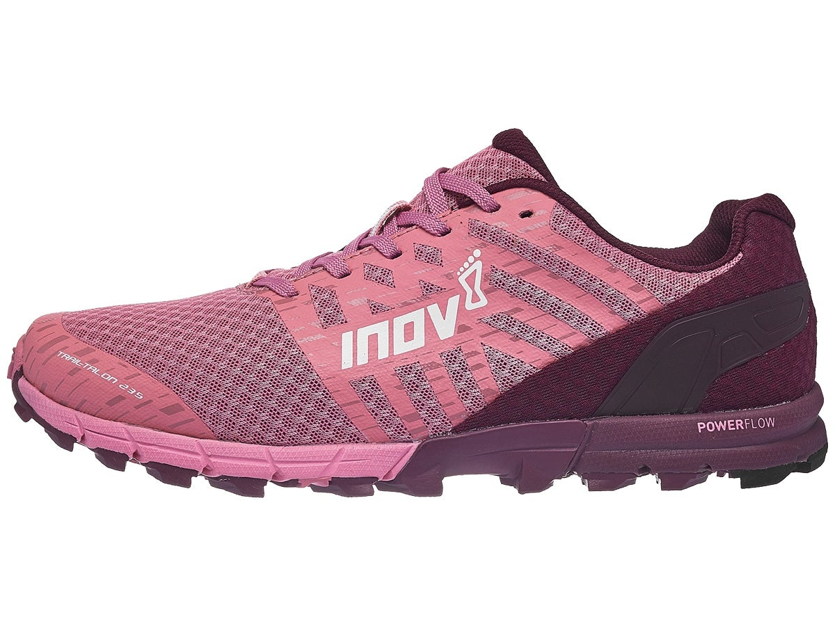 Zapatillas Mujer inov-8 TrailTalon 235 Rosa/Morado