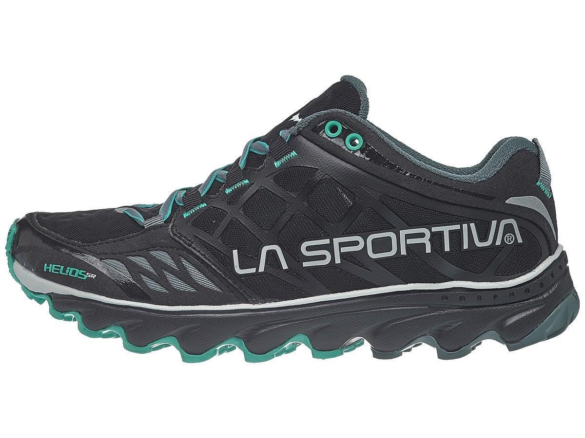 Zapatillas Mujer La Sportiva Helios SR Negro/Aqua