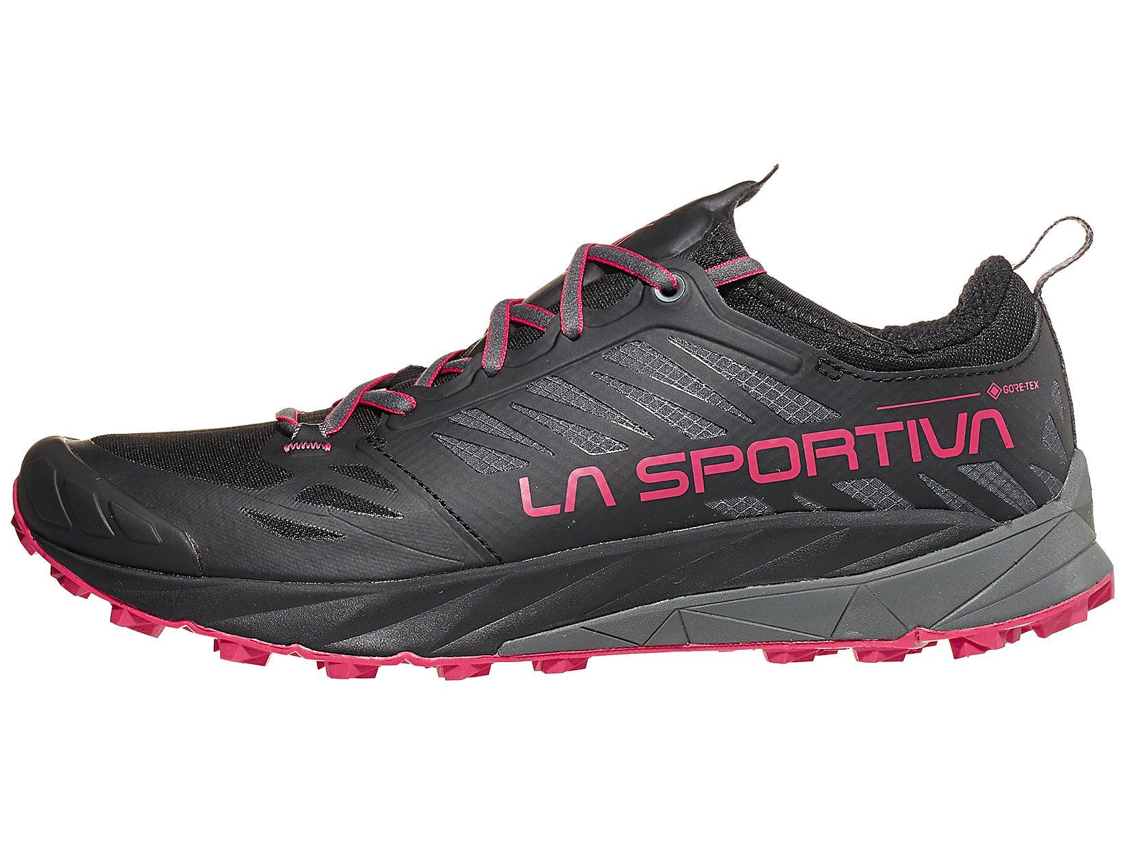 Zapatillas Mujer La Sportiva Kaptiva GTX Women's Shoes Black/Orchid
