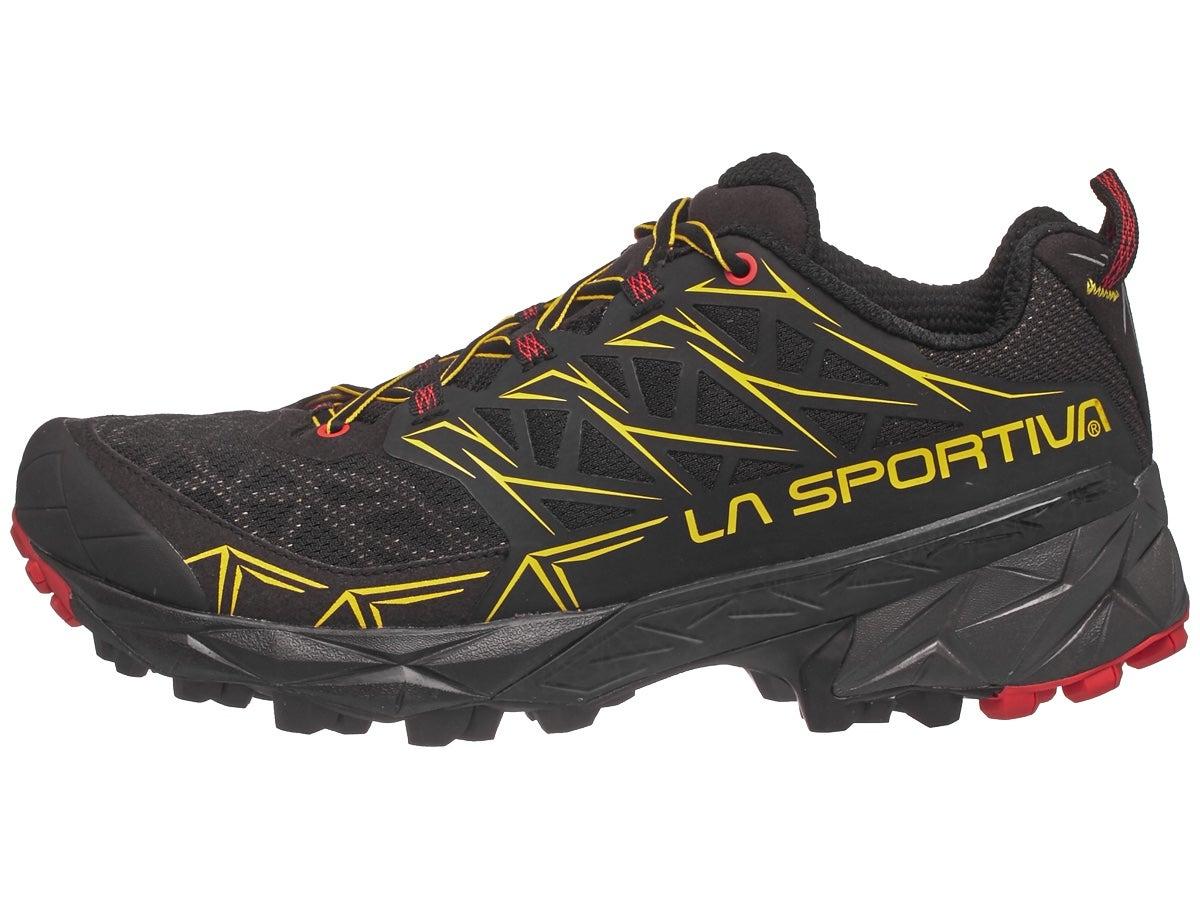 Zapatillas Hombre La Sportiva Akyra Negro/Amarillo