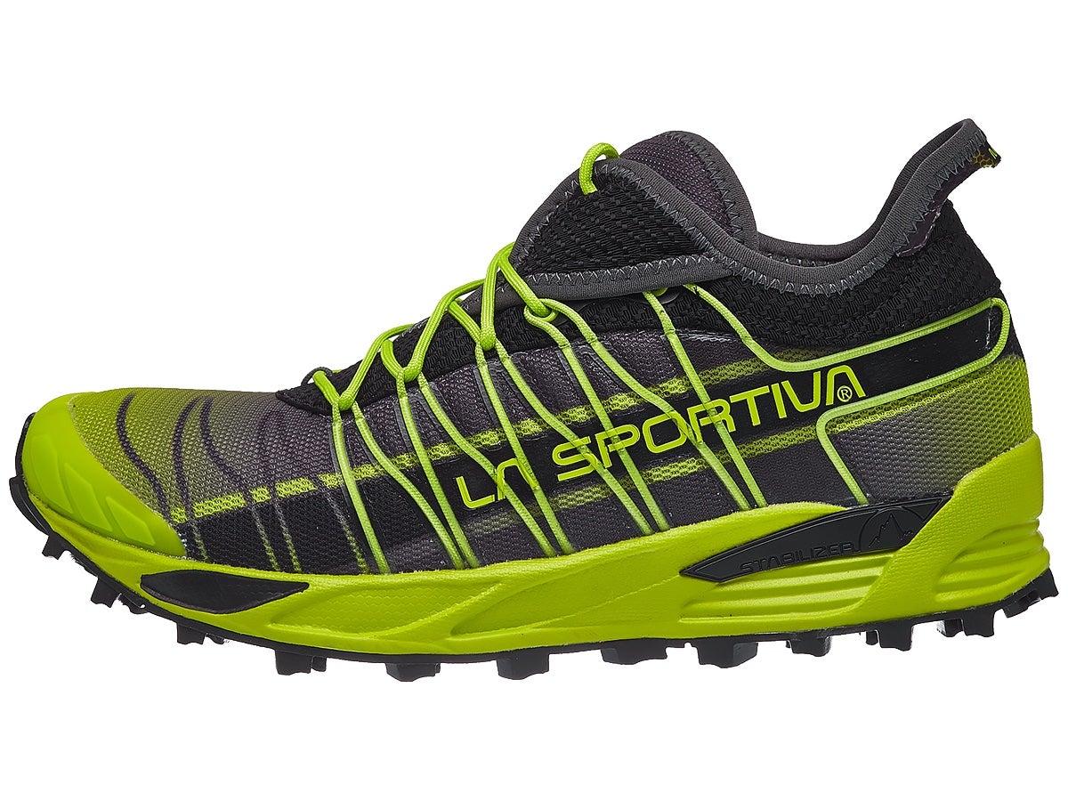 Zapatillas Hombre La Sportiva Mutant Verde Manzana/Carbón