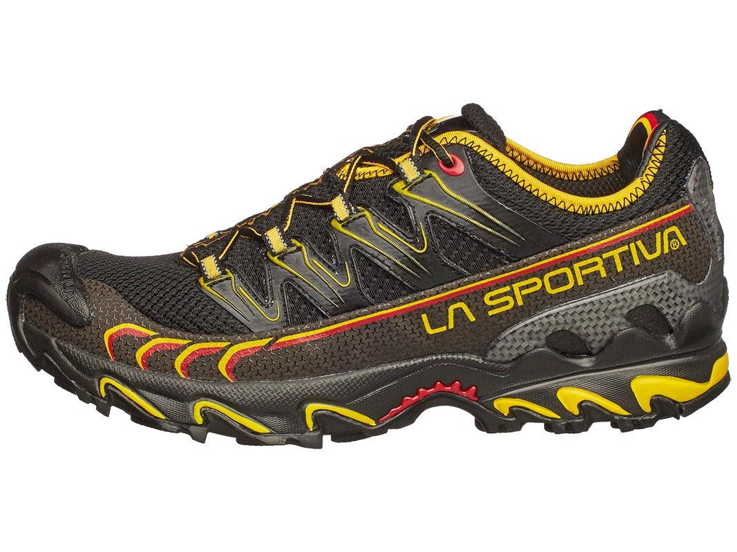 Zapatillas Hombre La Sportiva Ultra Raptor Negro/Amarillo