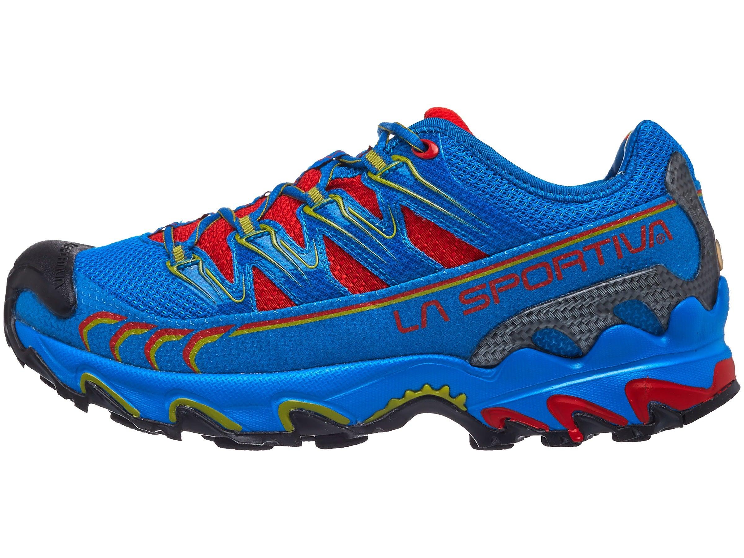 La Sportiva Ultra Raptor Men's Shoes Neptune/Poppy