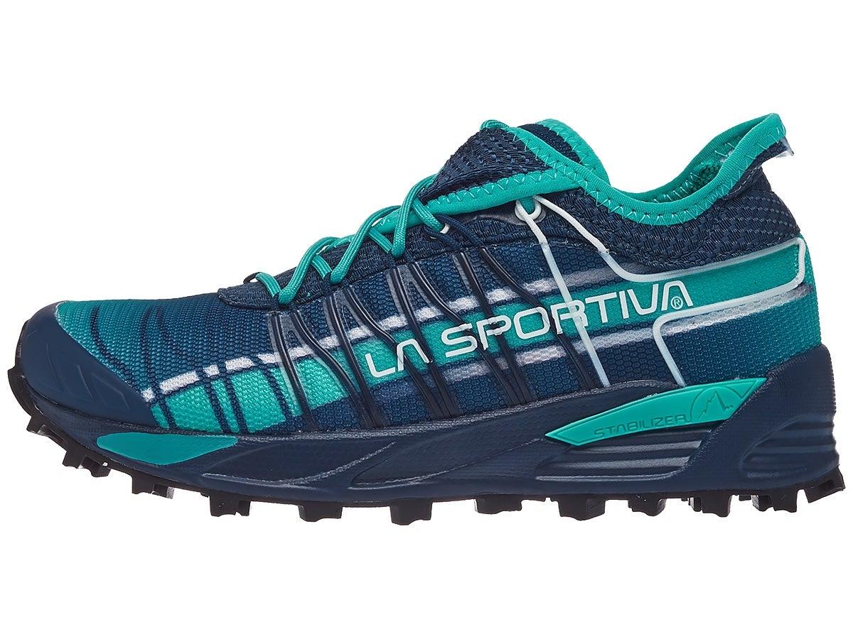 Zapatillas Mujer La Sportiva Mutant Opal/Aqua