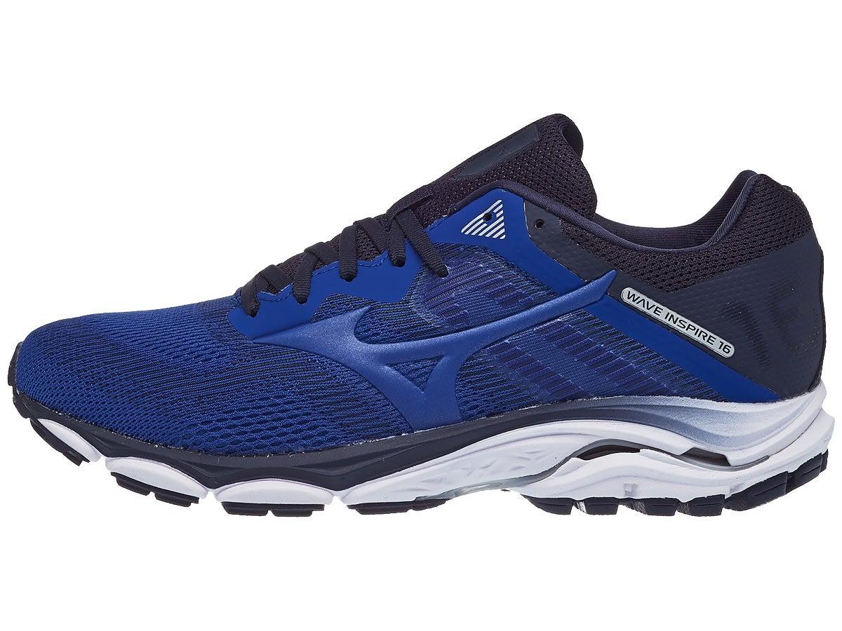 Zapatillas Hombre Mizuno Wave Inspire 16 Azul/Azul marino