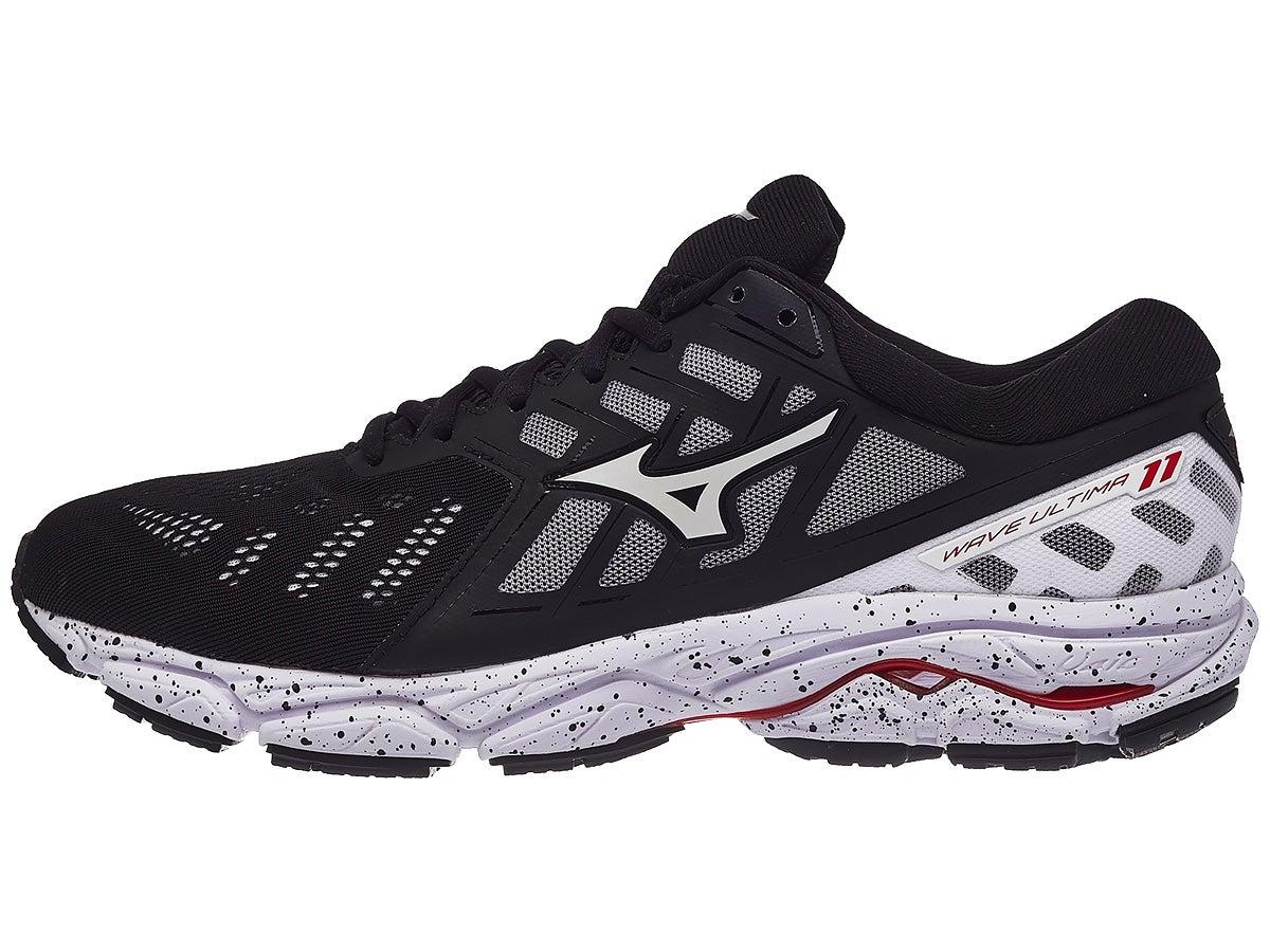 Zapatillas Mujer Mizuno Wave Ultima 11 Negro/Blanco