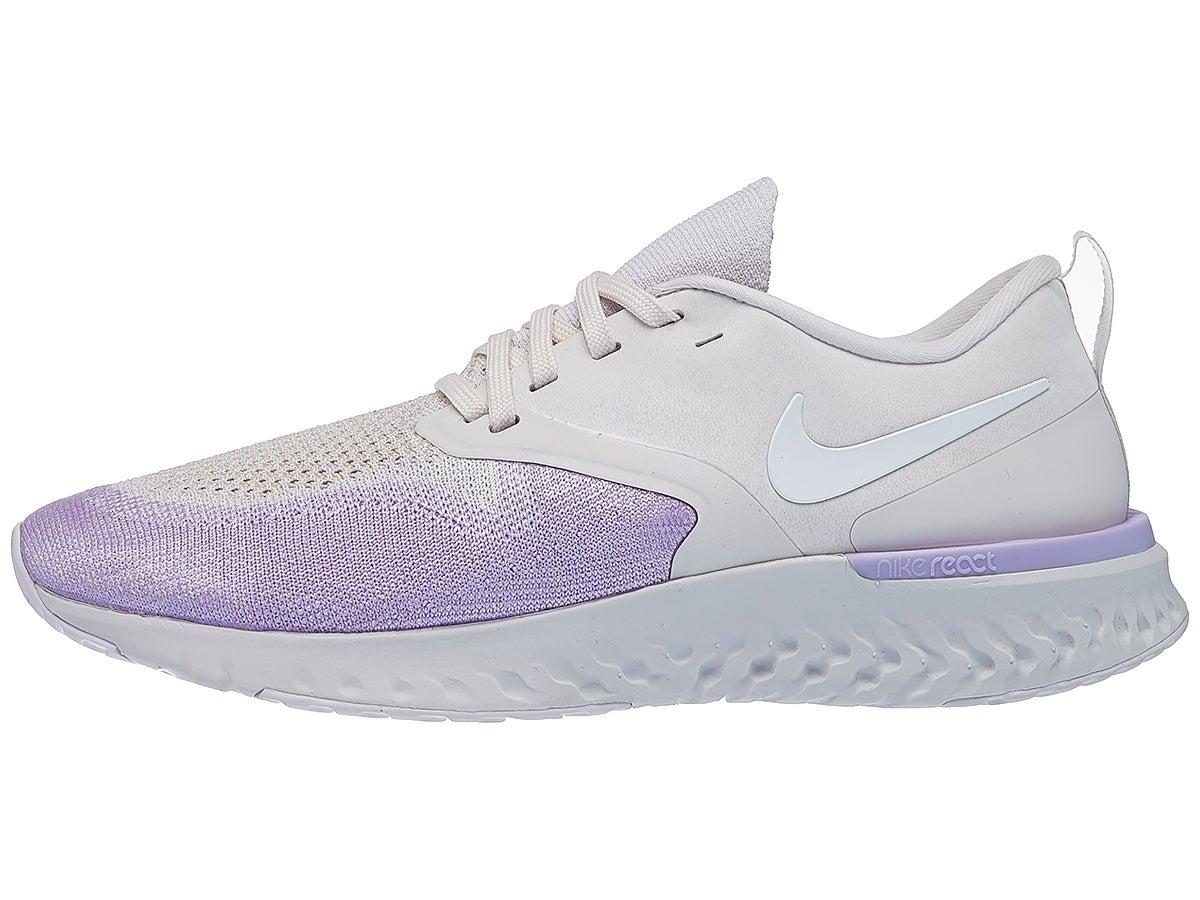 Zapatillas Mujer Nike Odyssey React 2 Flyknit Platinum