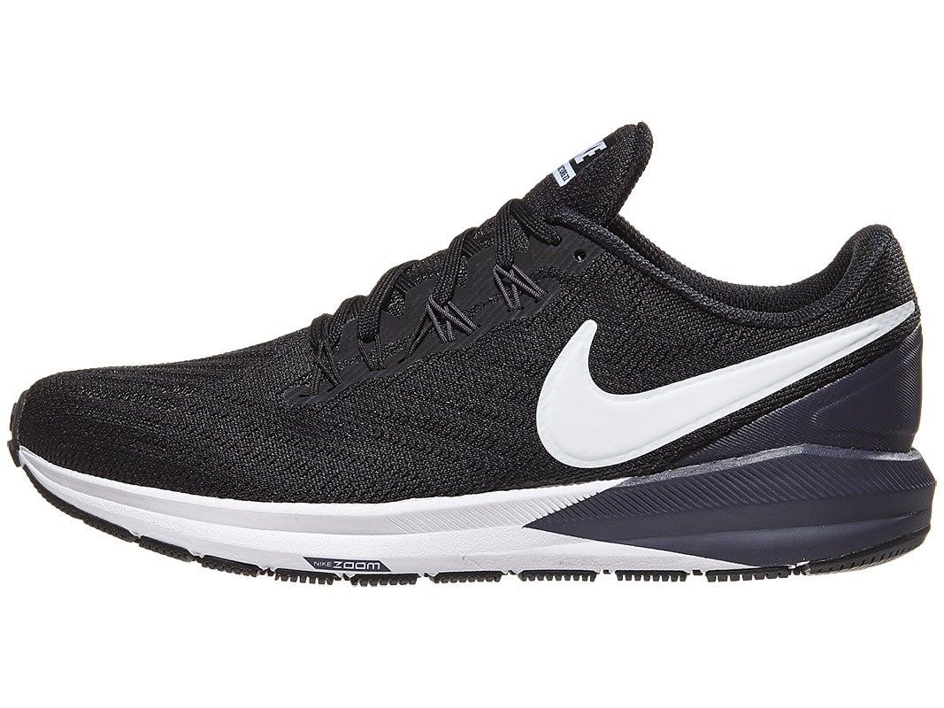 Scarpe Nike Zoom Structure 22 Black/White Donna