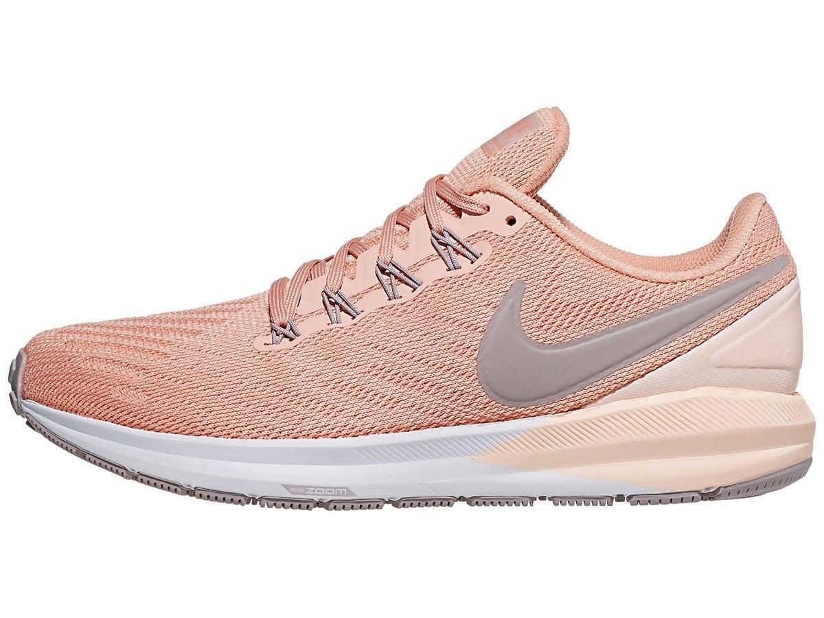 Scarpe Nike Zoom Structure 22 Pink Quartz/Grey Donna