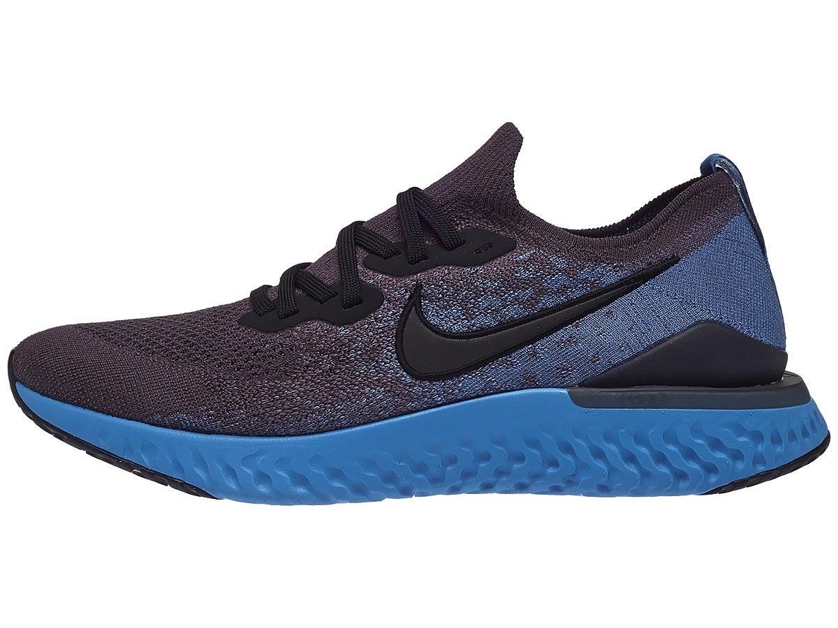 Zapatillas Hombre Nike Epic React Flyknit 2 Gris Thunder/Fog