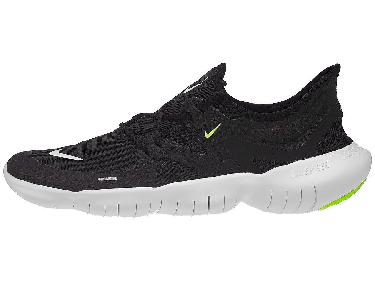 Nike Free RN 5.0 Men's Shoes Black/White